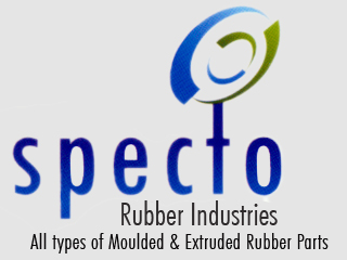 Rubber Parts, Moulded Rubber Parts, Extruded Rubber Parts, Rubber Gaskets, Rubber Sheets, Rubber Diaphragm, Rubber Products, Rubber Mould, Mumbai, India
